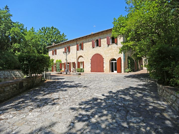 Villa in city Cetona