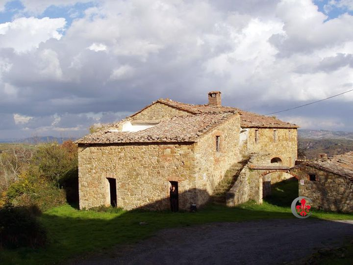 Detached house in city Radicondoli