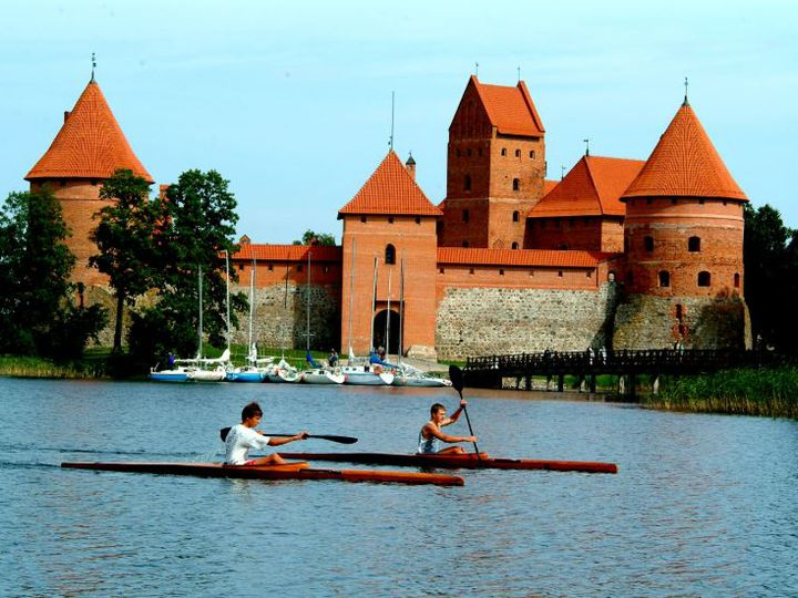 Land in city Trakai