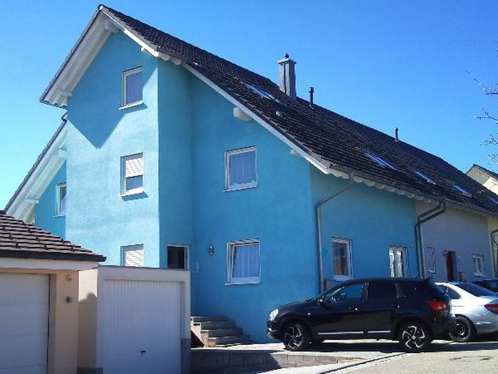 Detached house in city Freudenstadt