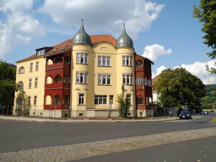 Villa in city Dresden