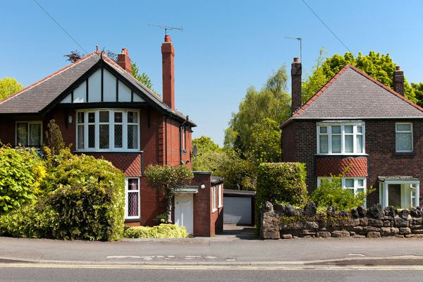 The mortgage rate in the UK has decreased