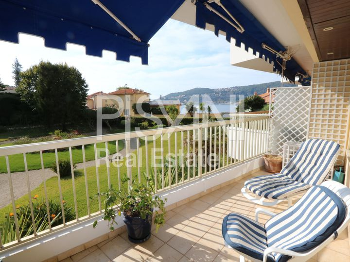 Duplex in city Saint-Jean-Cap-Ferrat