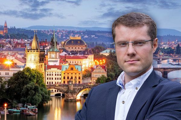 Real estate in Prague as Western Europe alternative