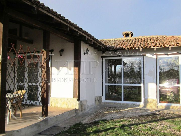 Detached house in city Varna