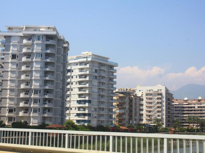Apartment in city Tosmur