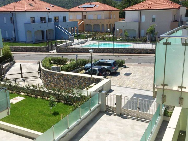 Apartment in city Savona
