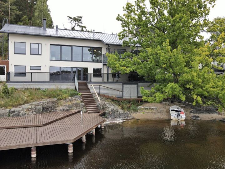 House in city Savonlinna