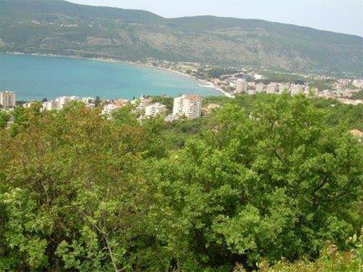 Land in city Herceg Novi