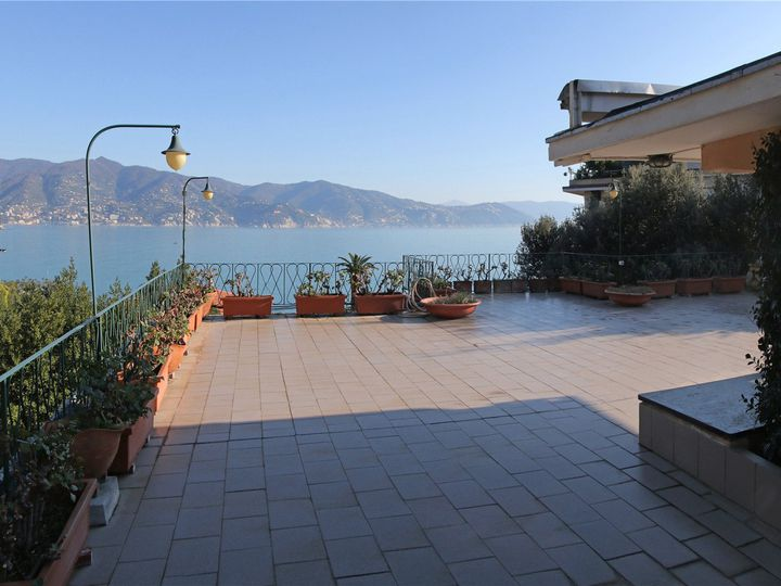 Penthouse in city Santa Margherita Ligure