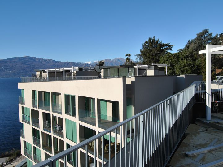 Apartment in city Laveno
