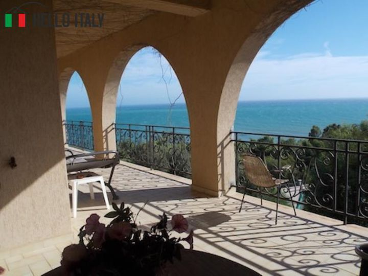 Villa in city Sciacca