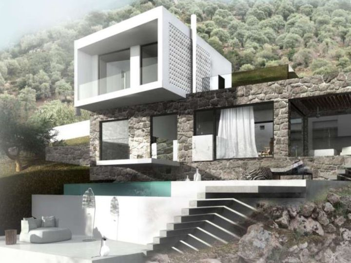 Villa in city Thasos