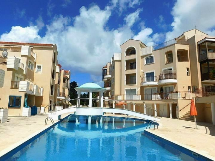 Apartment in city Kato Paphos