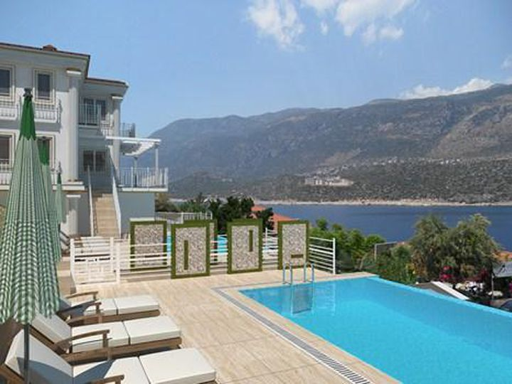 Villa in city Kaş