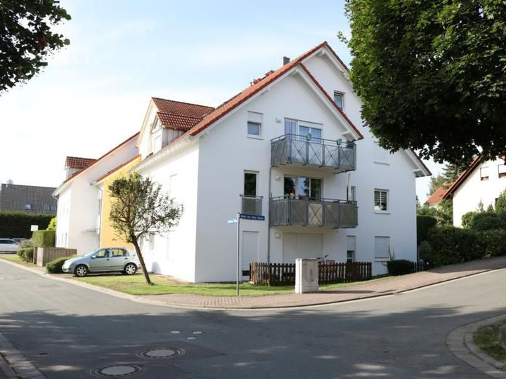 Apartment house in city Erfurt