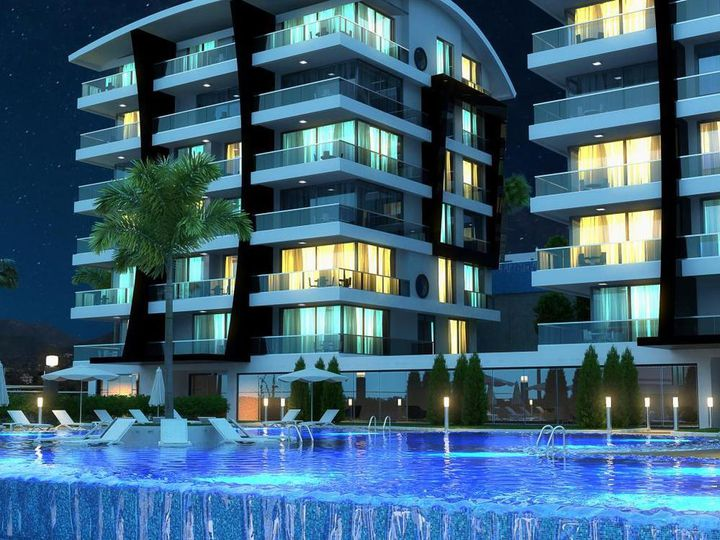 Apartment in city Kargıcak