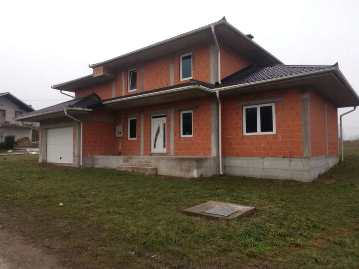 Detached house in city Banja Luka