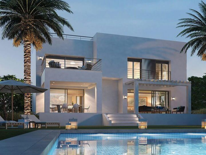 Villa in city Estepona