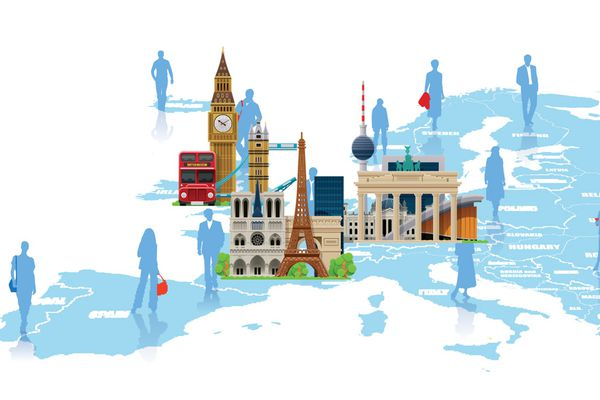 Cities of great opportunities: where in Europe life is beautiful?