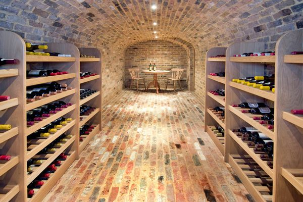 Bottoms up! The best European houses for wine lovers