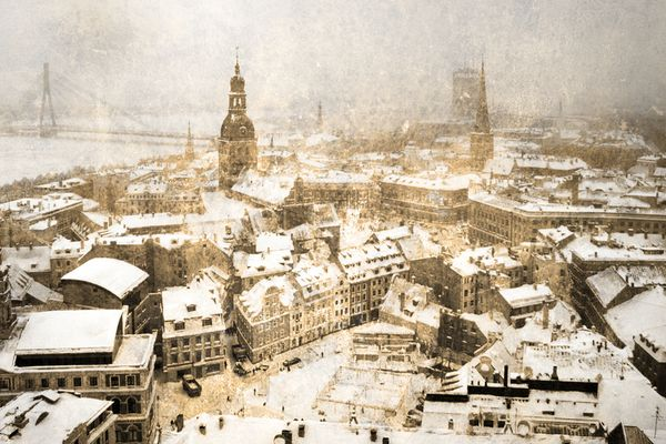 Real estate in Latvia: freezing in six months