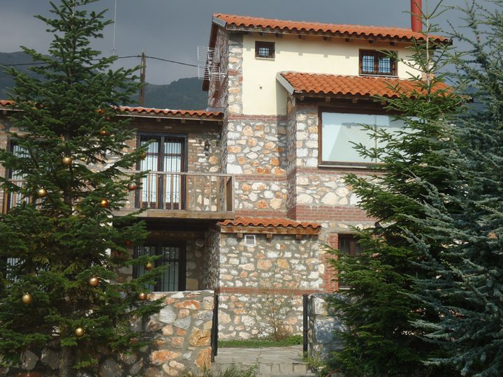 Chalet in city Agios Athanasios
