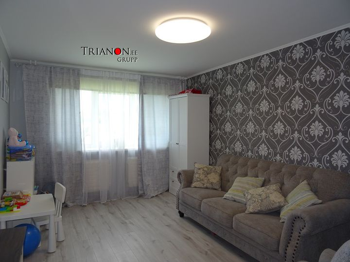 Apartment in city Narva