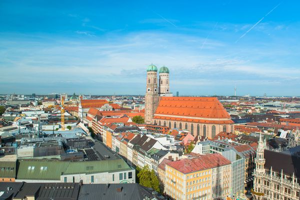 Germany was named the most promising for investment in real estate