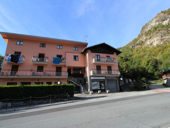 Apartment in city Aosta