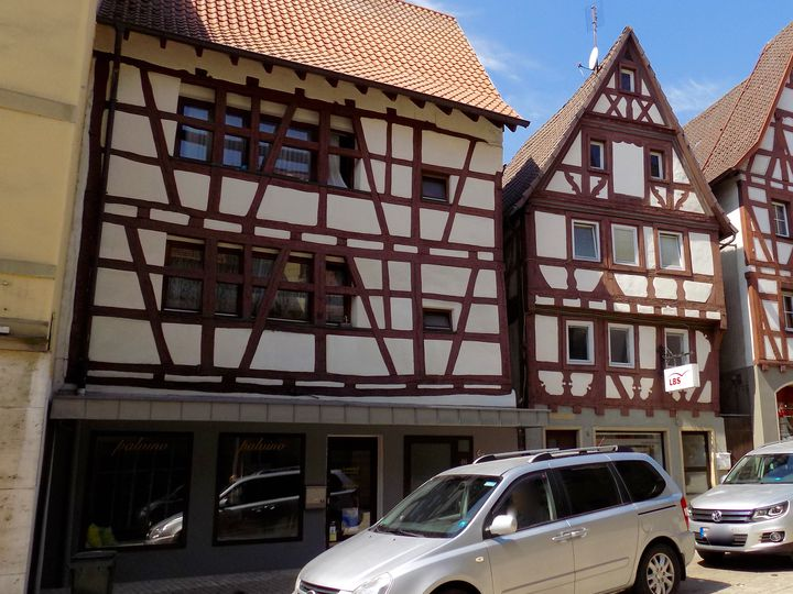 Apartment house in city Eppingen