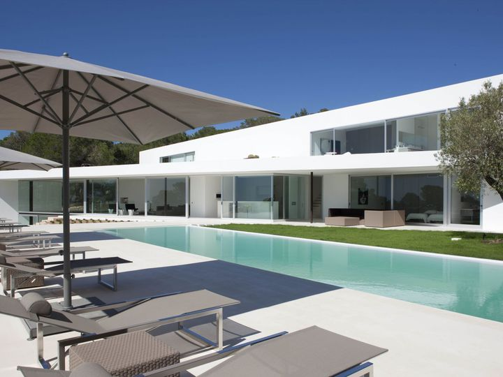 Villa in city Ibiza