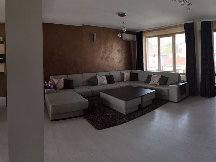 Penthouse in city Cluj-Napoca