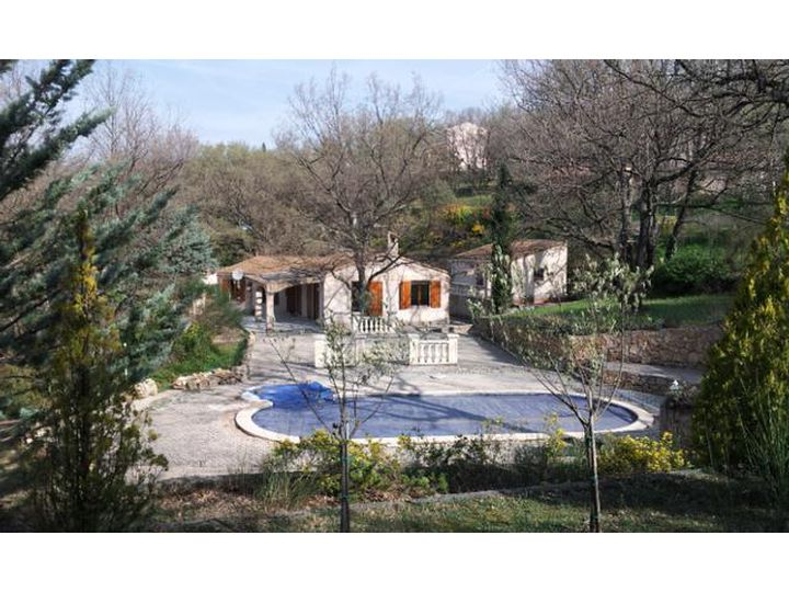 Detached house in city Tourrettes-sur-Loup