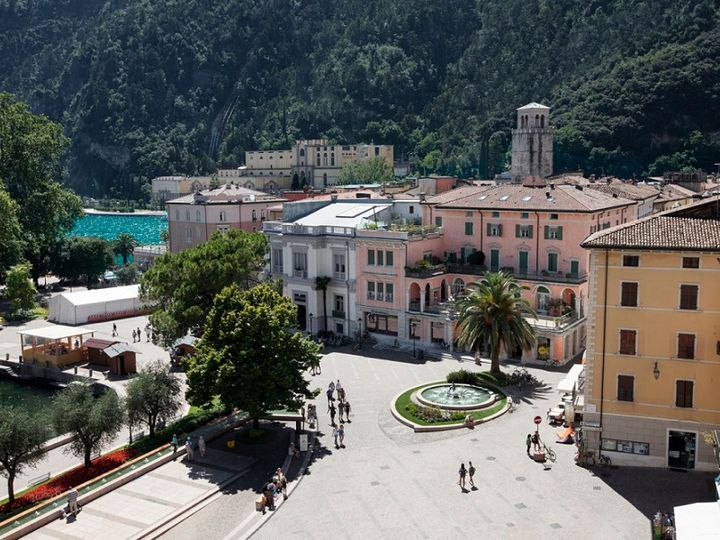 Penthouse in city Riva del Garda
