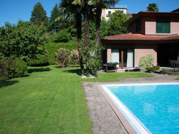 Villa in city Lugano