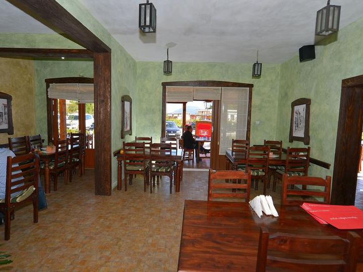 Restaurant / Cafe in city Igalo