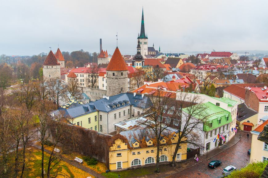 The cost per square meter in Tallinn increased by 7.6%