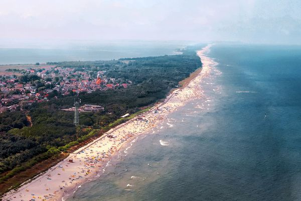 The most expensive housing in Poland is located by the sea