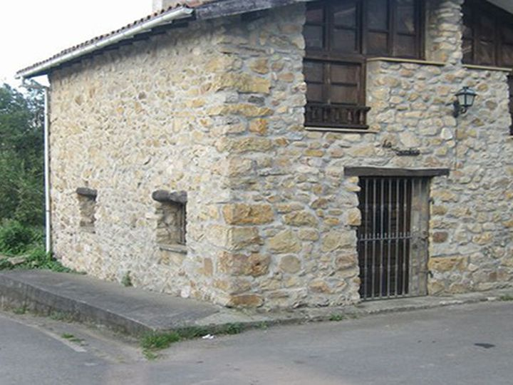 Detached house in city Colunga
