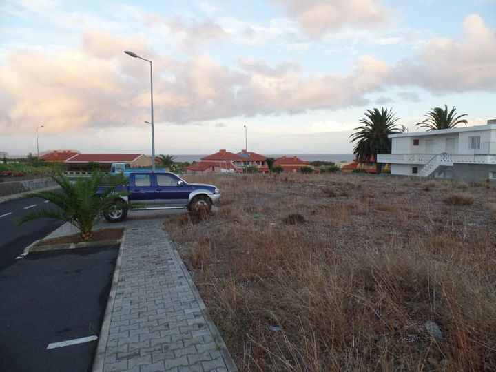 Land in city Porto Santo
