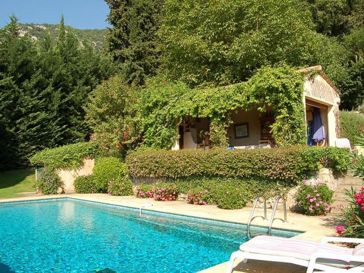 Villa in city Le Bar-sur-Loup