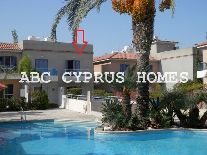 Townhouse in city Paphos