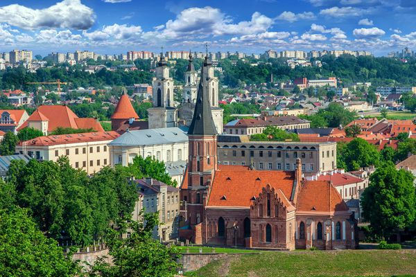 In Lithuania mortgage is gaining in popularity