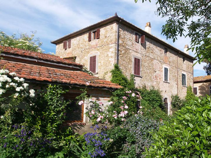 Detached house in city Arezzo