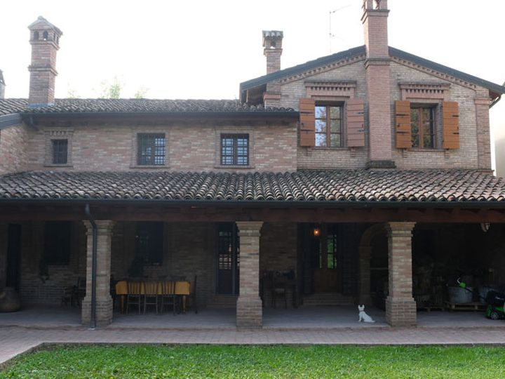 Villa in city Cremona