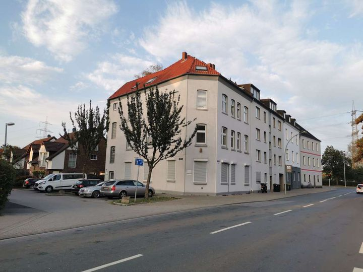 Apartment house in city Gelsenkirchen