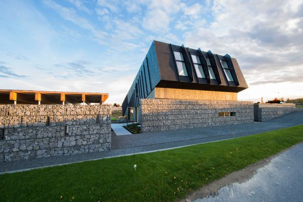 Norwegian house produces 2 times more energy than consumes