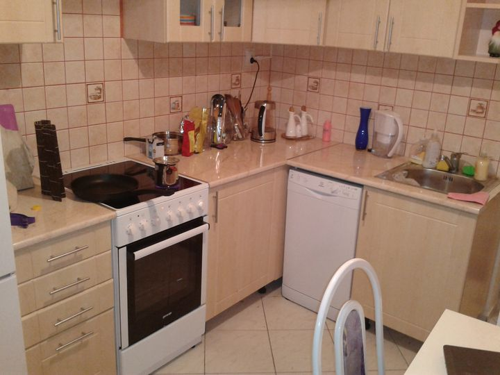 Apartment in city Komlo