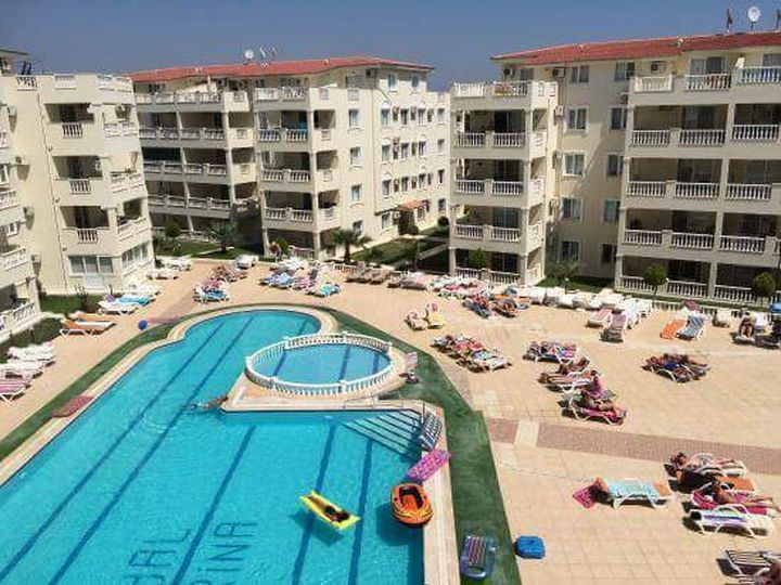 Apartment in district Altinkum in city Didim